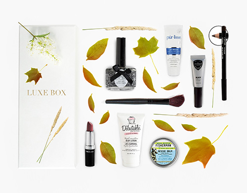 luxe box fall 2015 under the leaves