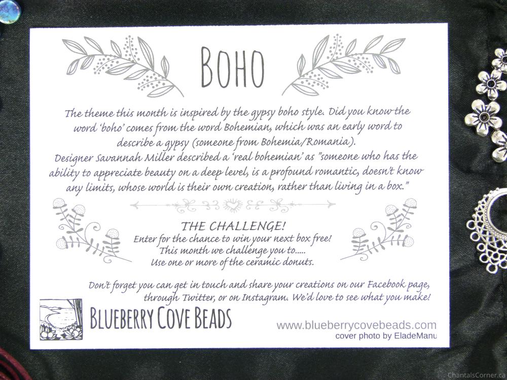 blueberry cove beads june 2015 boho