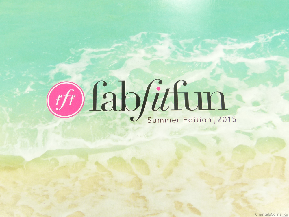 FabFitFun: 2015 Summer Edition – with video!