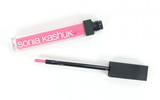 sonia kashuk ultra luxe lip gloss prettiest pink