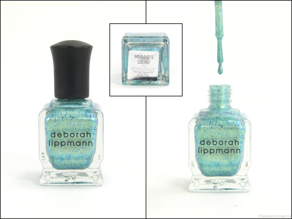 deborah lippmann mermaid's dream nail polish