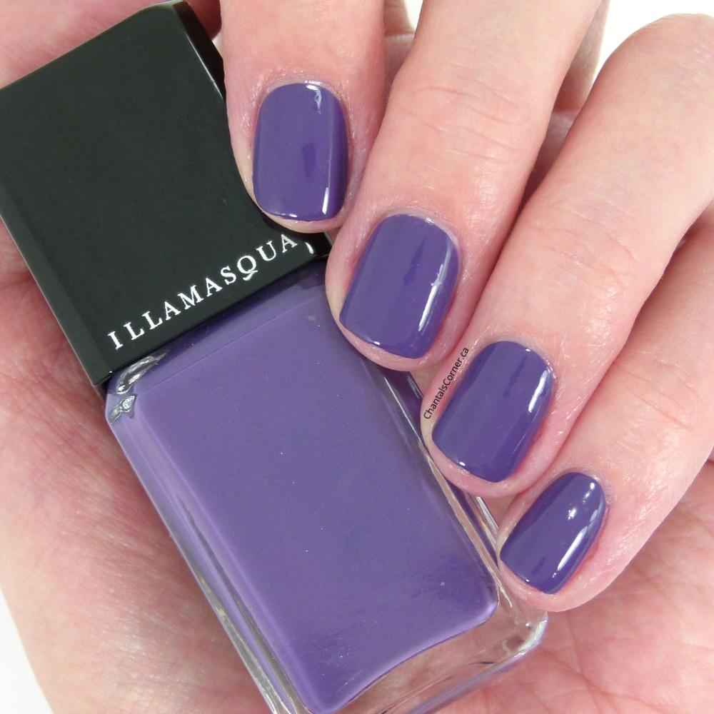 illamasqua faux pas nail polish