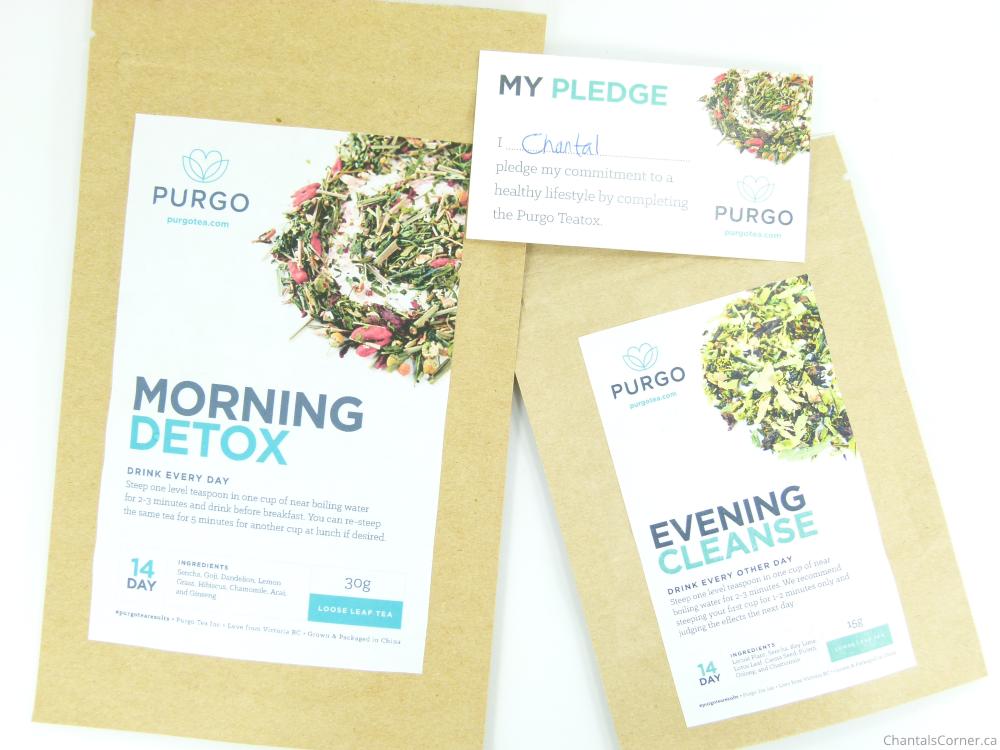 purgo tea detox