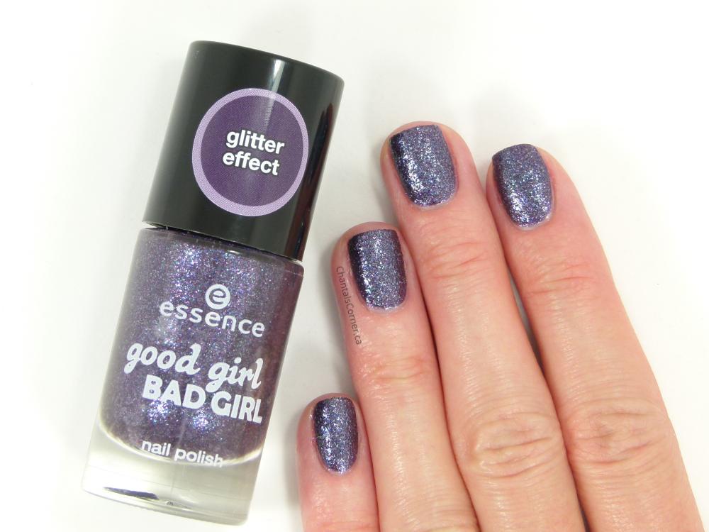essence good girl bad girl nail polish it wasn't me