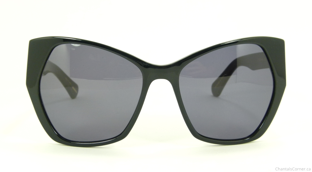 Kam Dhillon 301S Black sunglasses