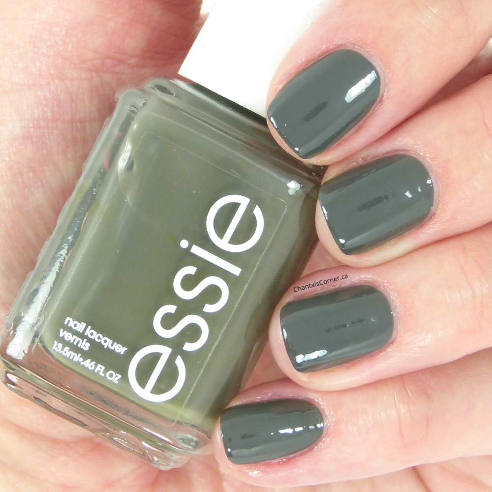 essie power clutch nail polish