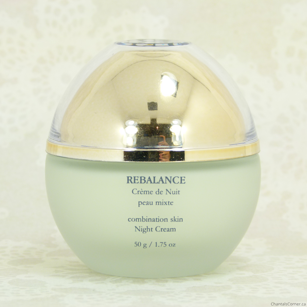 france laure rebalance combination skin night cream