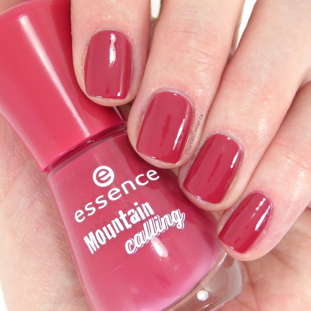 essence mountain calling let's climb mount beauty nail polish