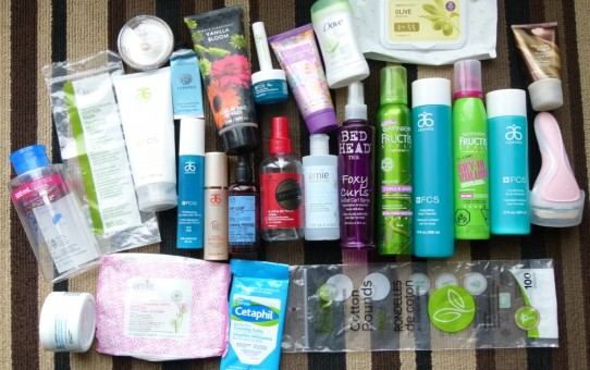 monthly empties october november december 2015