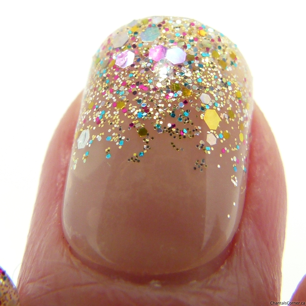 KISS Gel Fantasy Nails in Fanciful