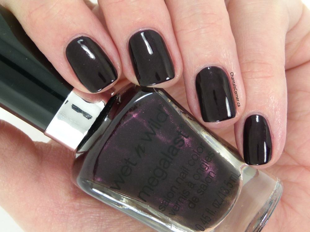 "Wet n Wild ""Gettin' Inked"" Nail Polish"
