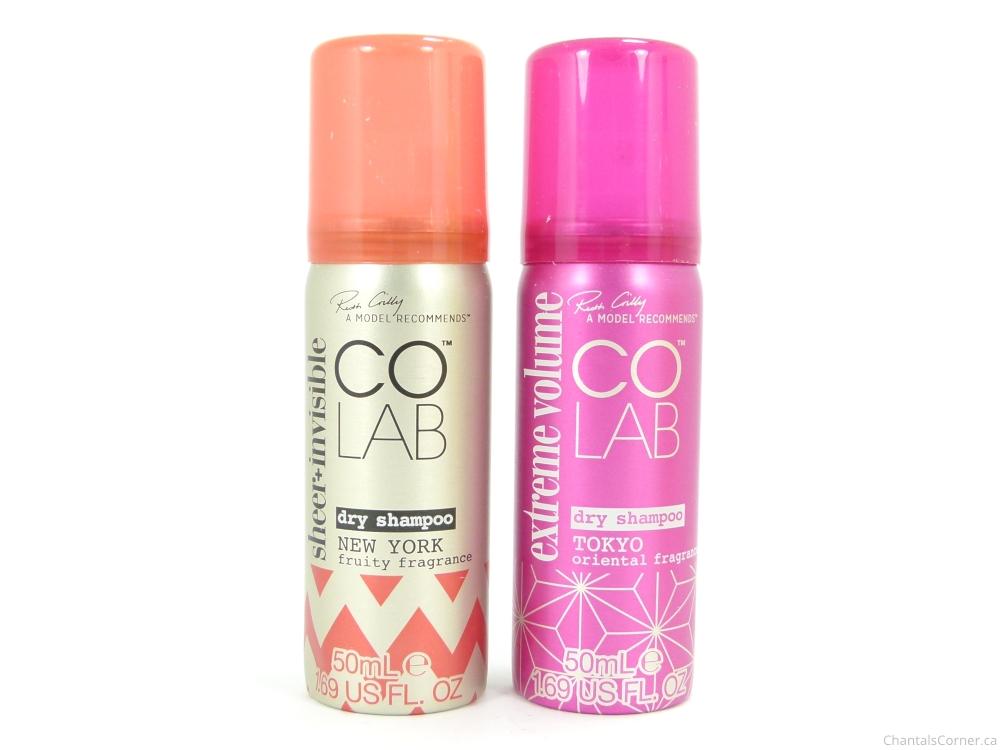 colab dry shampoo new york tokyo