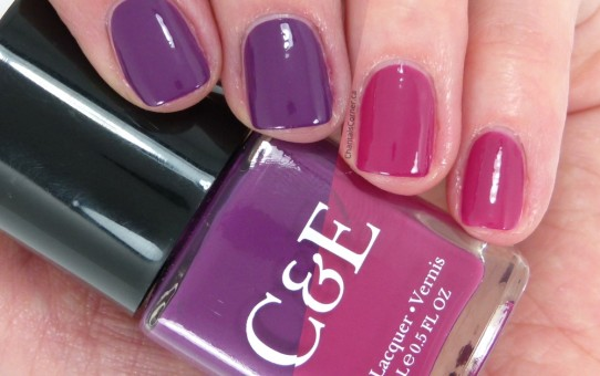 crabtree and evelyn orchid and beautyberry nail polish