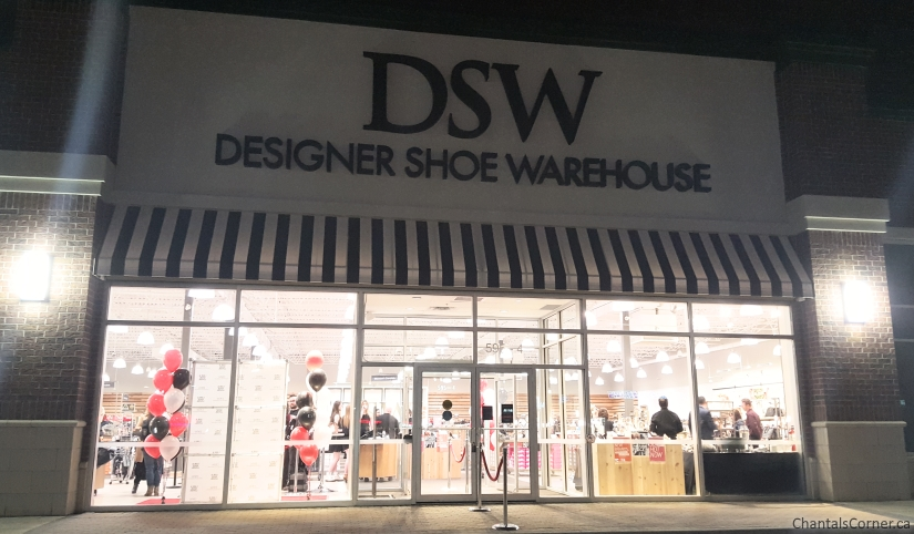 DSW VIP Grand Opening Event in Ottawa