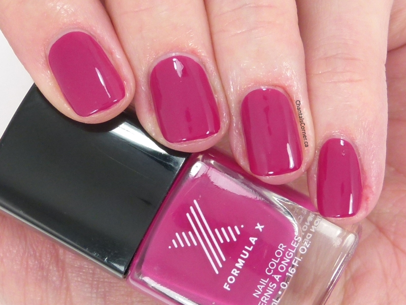 "Formula X ""A+"" Nail Polish – Swatches and Review"