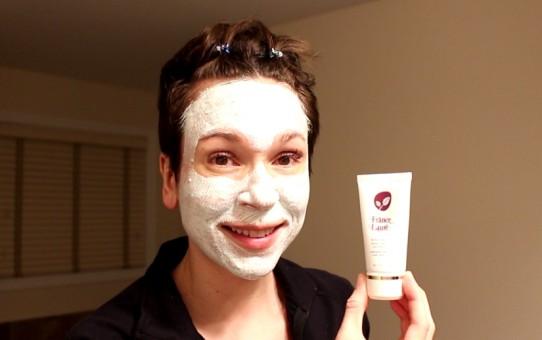 france laure rebalance cream mask face
