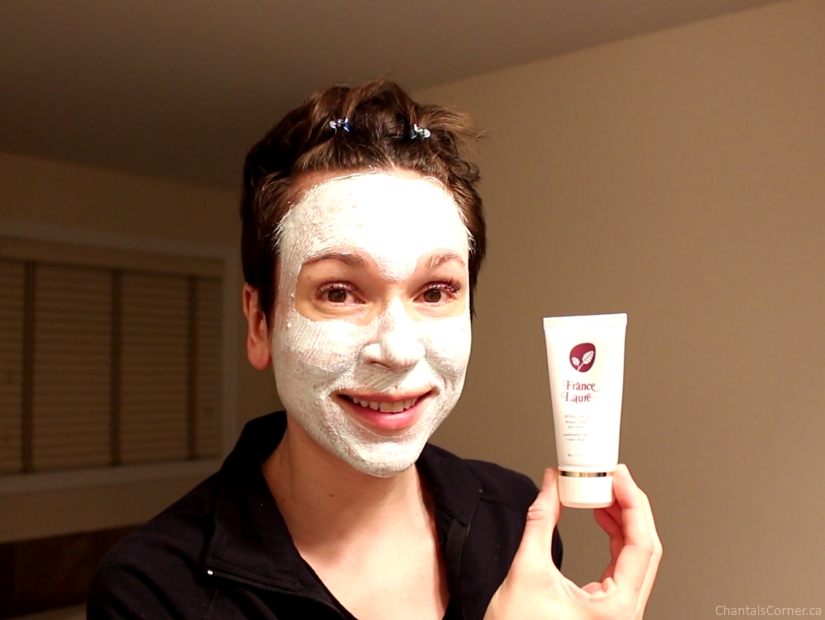 France Laure Rebalance Cream Mask – Review (with video!)