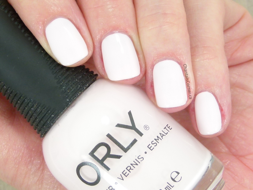 "Orly ""Cake Pop"" Nail Polish – Swatches and Review"