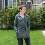 Helly Hansen Welsey Trench Coat in Rock
