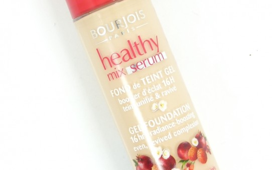 bourjois paris healthy mix serum foundation
