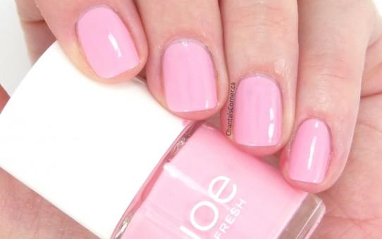 joe fresh pink nail polish