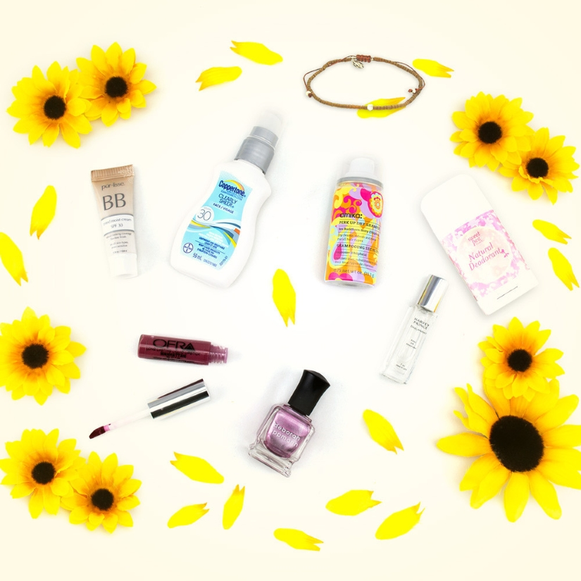 luxe box summer sizzler