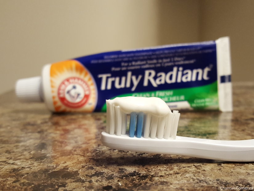 ARM & HAMMER Truly Radiant Clean & Fresh Toothpaste