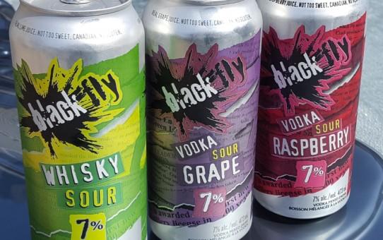 black fly booze