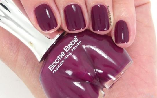 booty babe cushy tushy nail polish