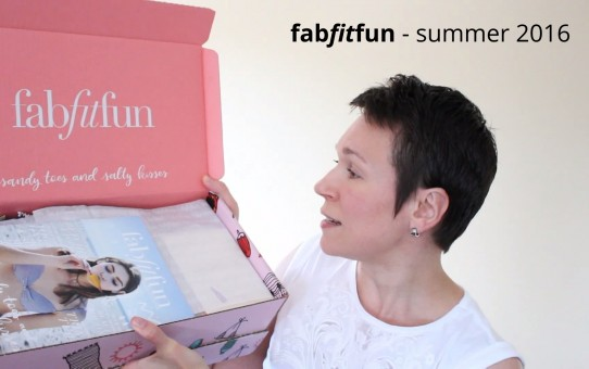 fabfitfun summer 2016 video cover