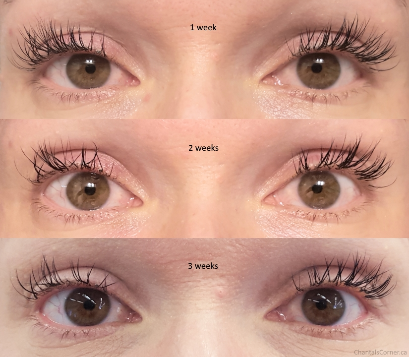 how to grow out eyelashes