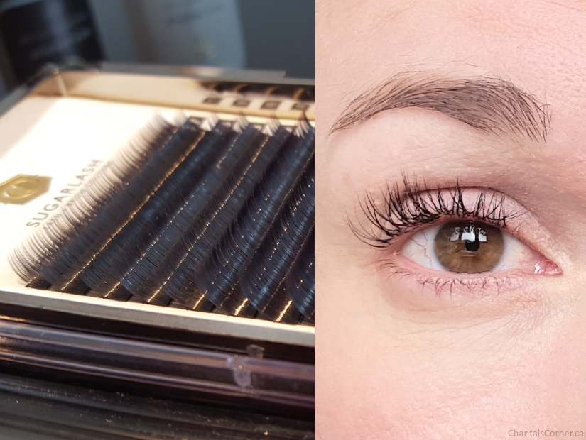 Sugarlash Lash Extensions at Nail Beauty Lounge