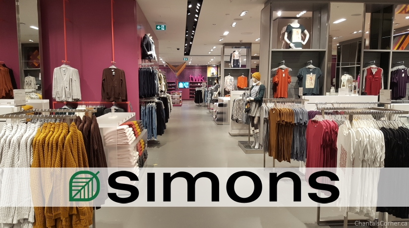 Simons Opens at CF Rideau Centre in Ottawa