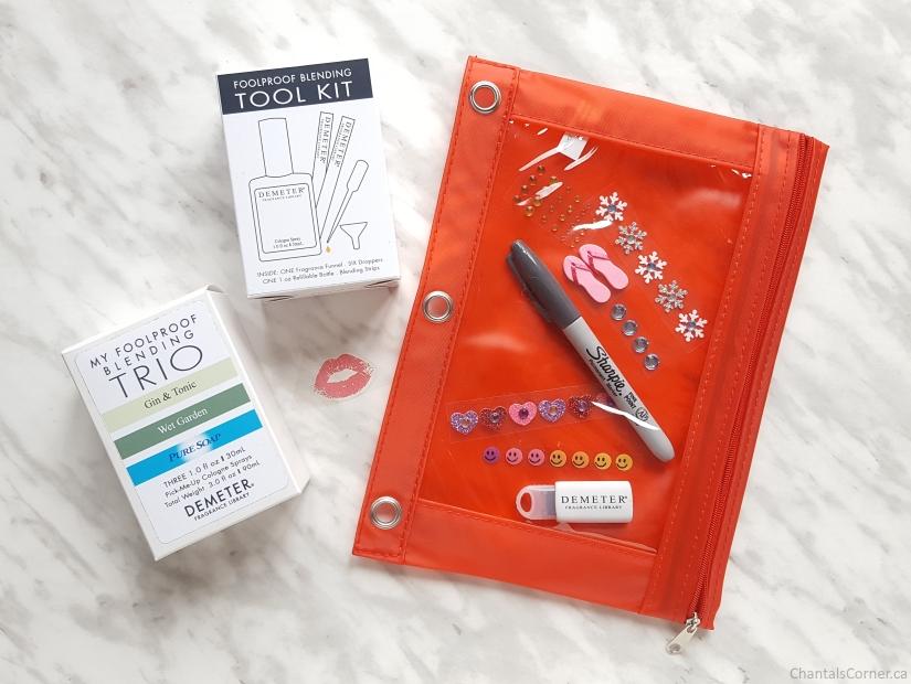 demeter foolproof blending trio artist kit