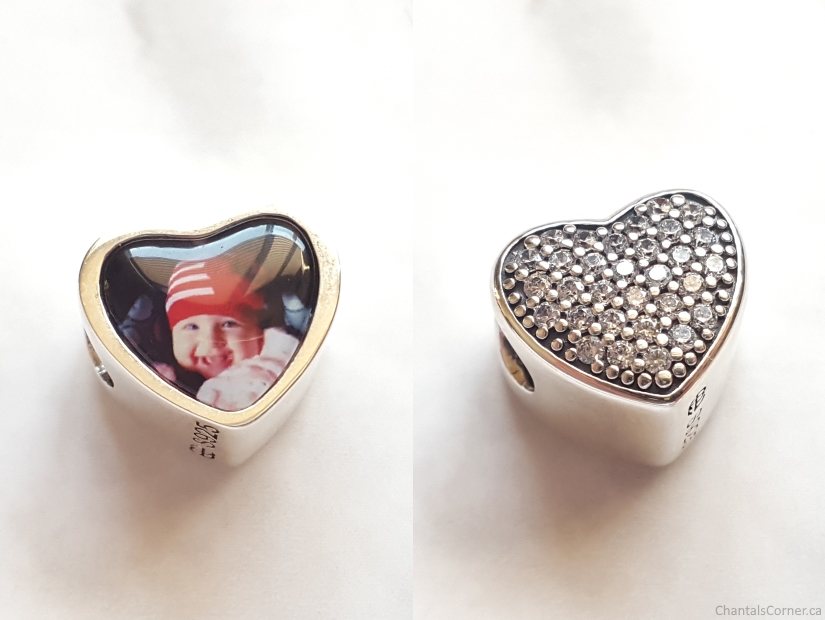 soufeel personalized photo charm