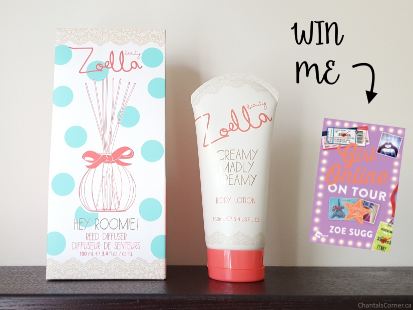 zoella beauty reed diffuser body lotion