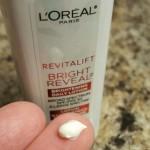 L'Oréal Paris RevitaLift Bright Reveal Brightening Day Moisturizer SPF 30