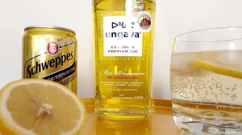 ungava canadian premium dry gin