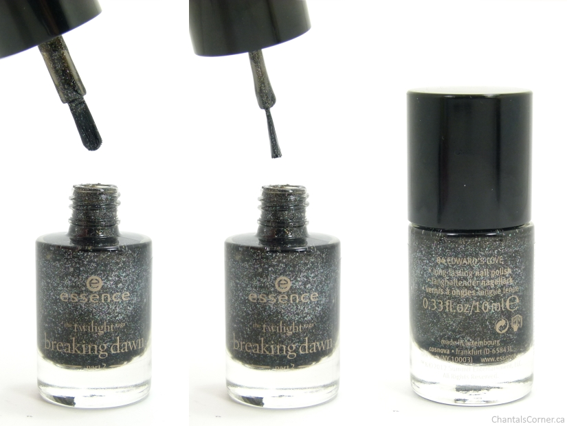 essence nail polish twilight breaking dawn edward's love