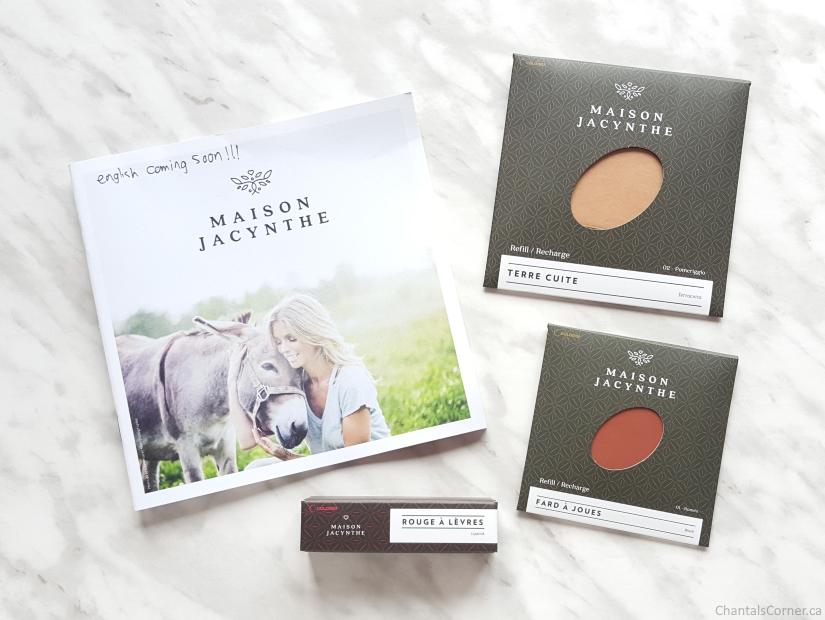 Maison Jacynthe Makeup Review