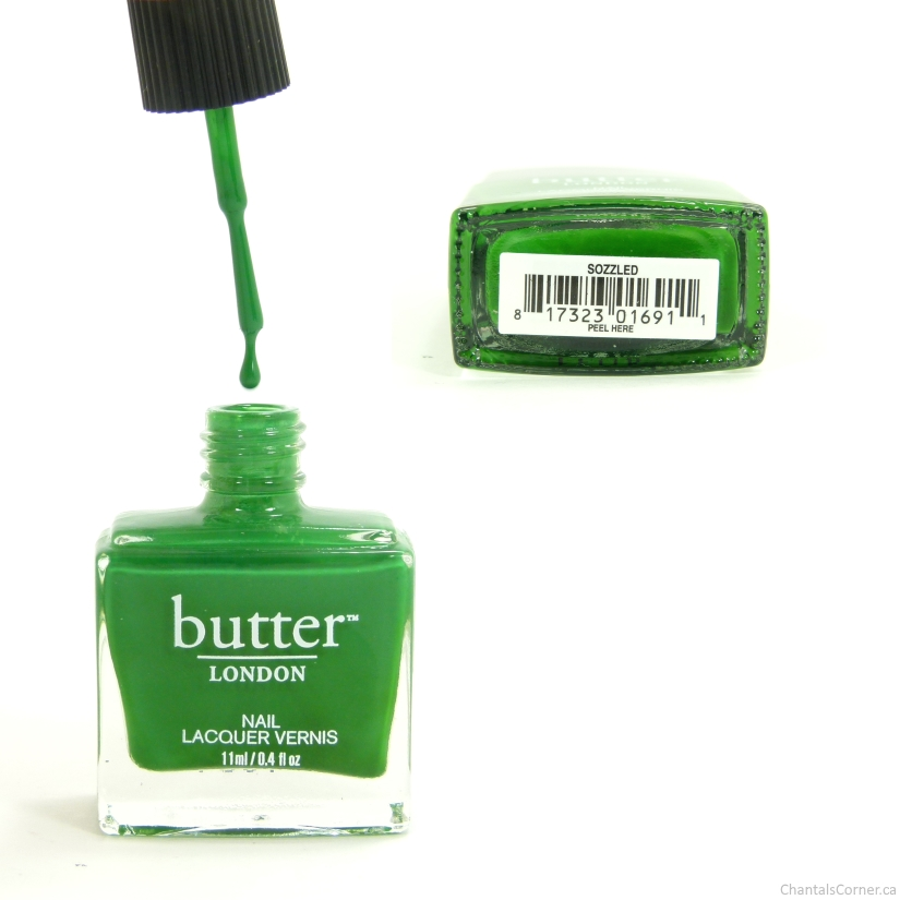 butter london nail polish sozzled