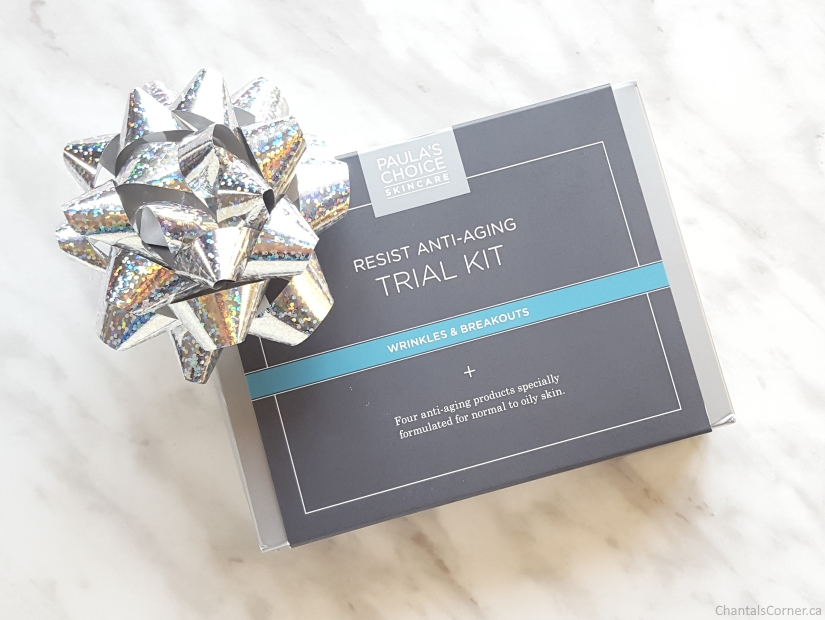 paula's choice resist trial travel size essential kit for wrinkles breakouts