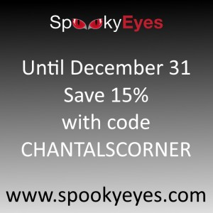 spooky eyes discount code