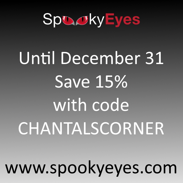 Spooky eyes coupon code