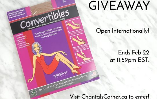 Convertibles Pantyhose by Glogover Hosiery giveaway