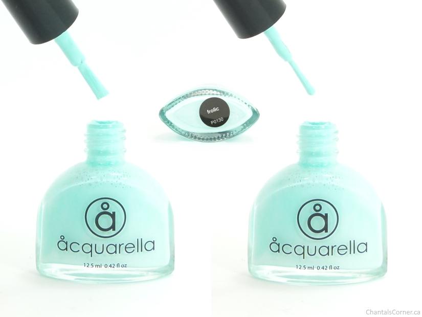 Acquarella Non-Toxic Nail Polish Frolic