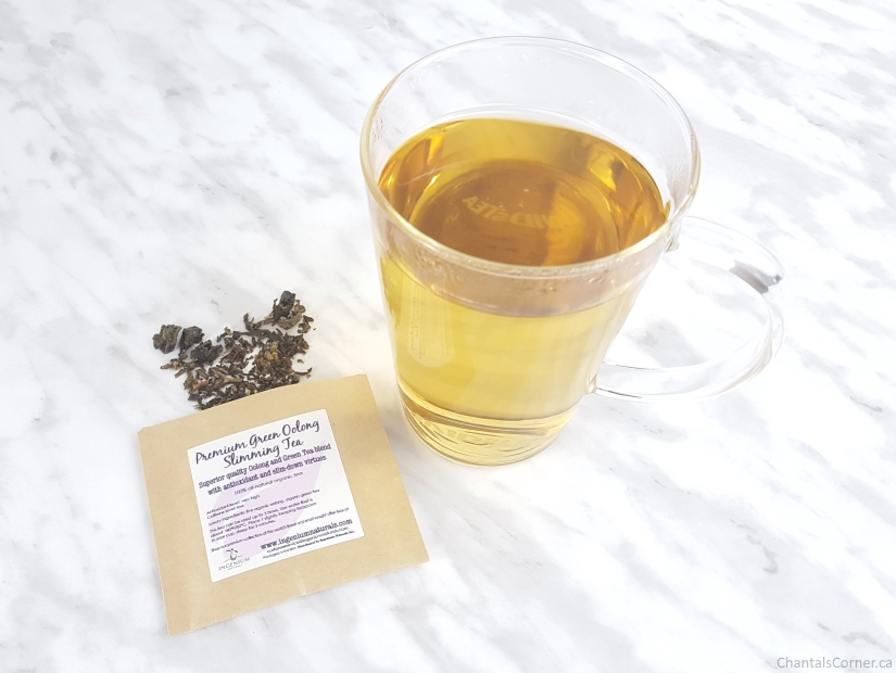 Ingenium Naturals Premium Green Oolong Sliming Tea