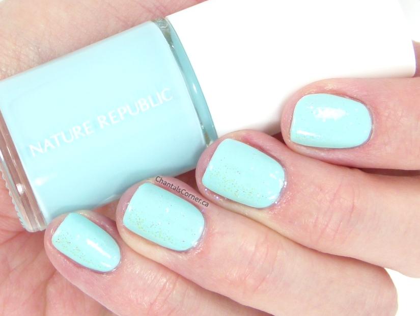 Sally Girl Way2Disco nail polish swatch