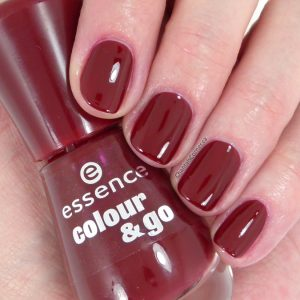 essence so you speak love nail polish swatch