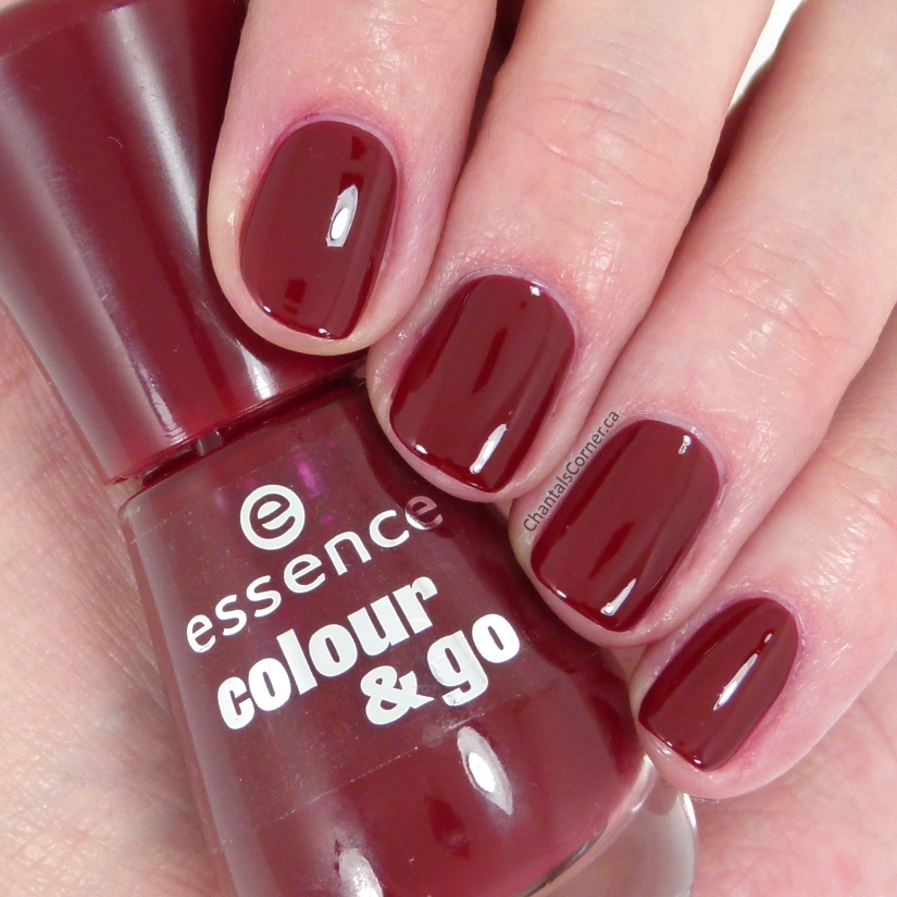 essence so you speak love nail polish swatch